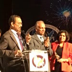 Dr. Sarkar receives award at the 2016 AAPI Conf. (July 3, 2016 - NYC US)